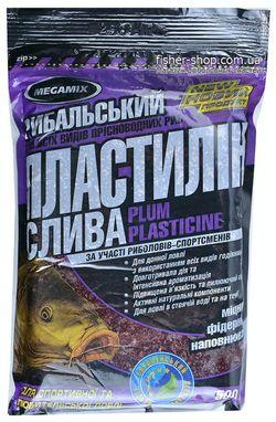 Пластилин Megamix Слива (500гр)