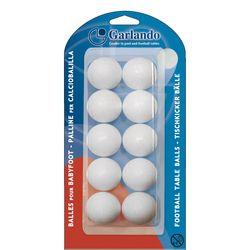 Мячики для настольного футбола (10 шт.) Garlando BLI-10PB (5465)