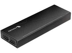 .M.2 SATA /NVMe SSD Enclosure Century