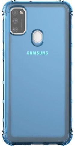 cumpără Husă pentru smartphone Samsung GP-FPM215 KDLab M Cover Blue în Chișinău