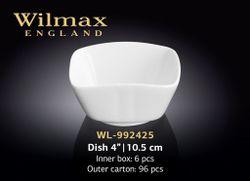 Салатница WILMAX WL-992425 (для закусок 10,5 см)
