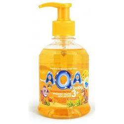 Жидкое мыло для детей Янтарная Лагуна Aqa Baby 300 мл