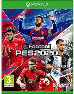 купить Игра Xbox eFootball PES 2020 (Xbox ) в Кишинёве