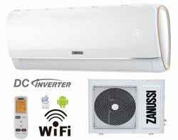Сплит-системой Zanussi Superiore DC inverter