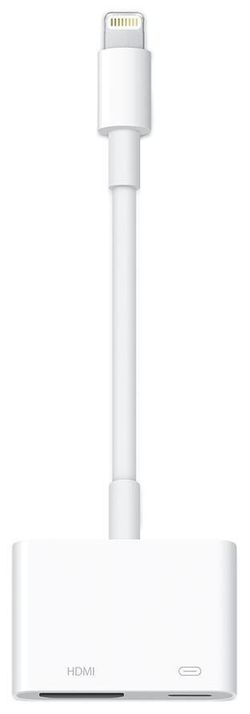 купить Аксессуар Apple Apple Lightning digital AV adapter (MD825) в Кишинёве