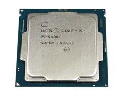 Intel Core i5-9400F 2,9–4,1 ГГц ЦП (6C / 6T, 9 МБ, S1151, 14-нм, без встроенной графики, 65 Вт) Лоток
