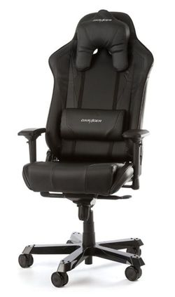 Gaming Chair DXRacer Sentinel GC-S28-N, Black/Black