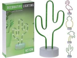 Lampa decorativa mini LED, 31X27X26X10cm, Tropic
