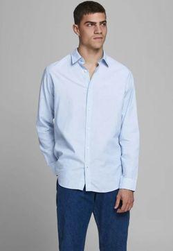 Рубашка JACK&JONES Голубой