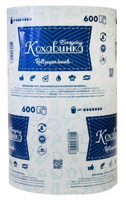 Полотенца бумажные Kohavinka 1 слой 85м