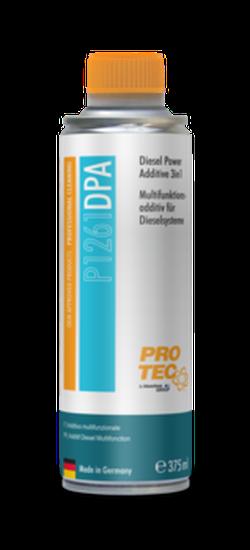 Diesel Power Additive 3in1 PRO TEC Многофункциональная добавка
