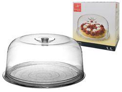 Блюдо для торта с крышкой Ginevra D28.5cm