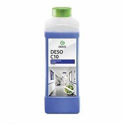Soluție pentru curațarea și dezinfectarea Deso С10 1l