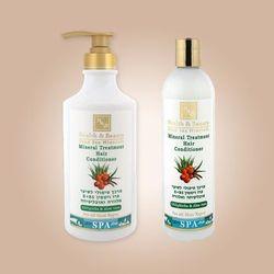 Balsam de păr pe bază de ulei de argan din Maroc Health & Beauty 780 ml