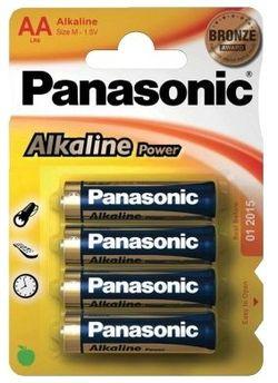 Батарейка Panasonic LR6REB/4P