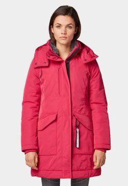 Куртка Tom Tailor Розовый tom tailor 1012043