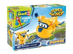 Сборная модель Revell Super Wings Donnie, 00871, код 43854