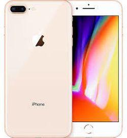 iPhone 8 Plus, 256Gb Gold