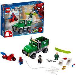 LEGO Marvel Ограбление Стервятника, арт. 76147