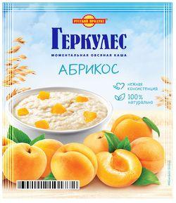 Овсяные хлопья Геркулес с абрикосом 35 гр