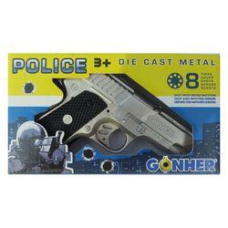 Пистолет Silver (8 зарядный), код 44068
