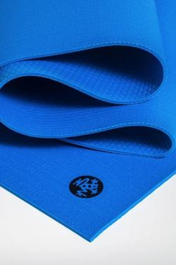 Mat pentru yoga Manduka PROlite yoga mat TRUTH BLUE -4.7mm