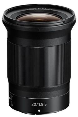 купить Объектив Nikon Z 20mm f/1.8 S Nikkor в Кишинёве