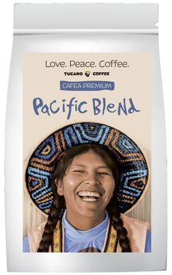 cumpără Cafea TUCANO COFFEE Pacific Blend boabe 200gr în Chișinău