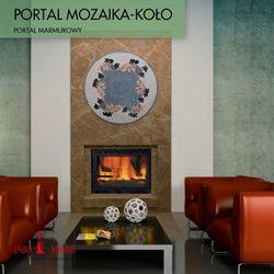 Каминная облицовка - Jabo Marmi MOZAIKA-KOLO