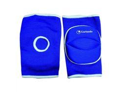 Наколенники для волейбола GSP-007, mar. M (синие, 50% poliester, 35% elast, 15% EVA) Garlando (3464)