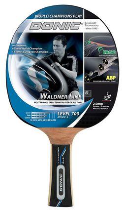 Paleta tenis de masa Donic Waldner 700 / 754872, 2.0 mm, Donic***-rubber (3197)