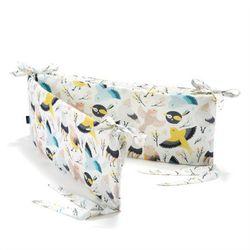 Бортики в кроватку LaMillou Cute Birds Vivid