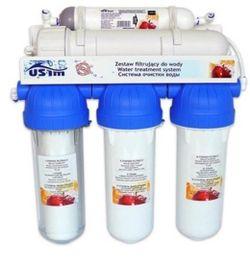 купить Фильтр проточный для воды USTM RO-5 EMI POMP Sistem cu osmoza inversa в Кишинёве