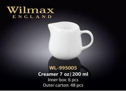 Vas p-u lapte WILMAX WL-995005 (200 ml)