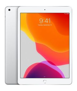 Apple 10.2-inch iPad Wi-Fi 128Gb Silver (MYLE2RK/A)