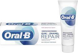 cumpără Accesoriu perie de dinți Oral-B 3054 REPAIR GENTLE WHITE 75ML în Chișinău