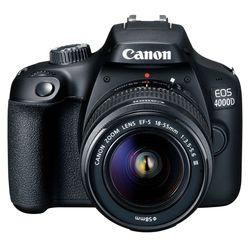 cumpără Aparat foto DSLR Canon EOS 4000D 18-55 DC III (3011C004) în Chișinău