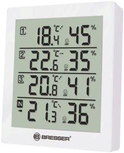 cumpără Stație meteorologică Bresser Temeo Hygro Quadro în Chișinău