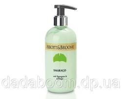 Loțiune corporală parfumată Abbote & Broome (Smaragd) 400 ml
