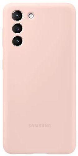 cumpără Husă pentru smartphone Samsung EF-PG996 Silicone Cover Pink în Chișinău