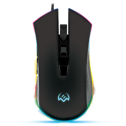 Mouse Sven RX-G750 Gaming, Black