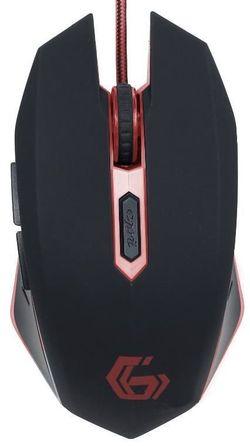 cumpără Mouse Gembird MUSG-001-R, USB, Red în Chișinău