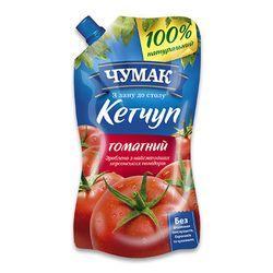 Ketchup de tomate Chumak 270gr