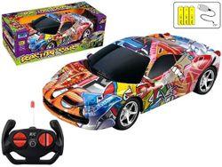 Машина Ferrari 458 1:16 Р/У, 3.6v, 103х94х35см