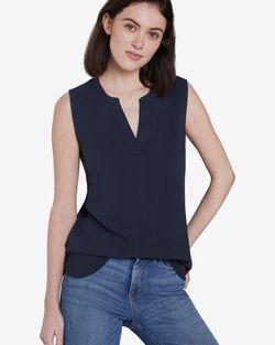 Блуза TOM TAILOR Темно синий 1016485 tom tailor