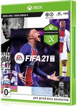Видео игра Microsoft Fifa 21 (Xbox)
