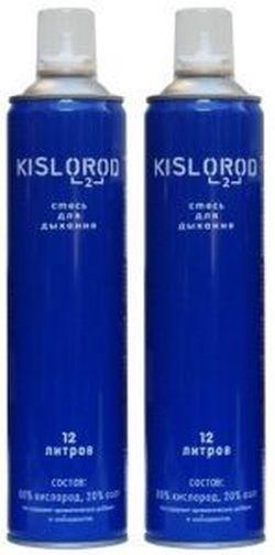 Recipient Kislorod K12L