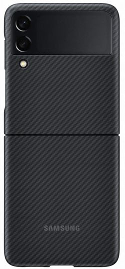 cumpără Husă pentru smartphone Samsung EF-XF711 Aramid Cover B2 Black în Chișinău