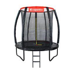 Батут с сеткой и лестницей d=183 см (макс. 50 кг) inSPORTline 22274 (5278)