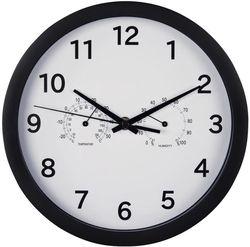 cumpără Ceas de perete Hama 176541 Pure Plus Black în Chișinău